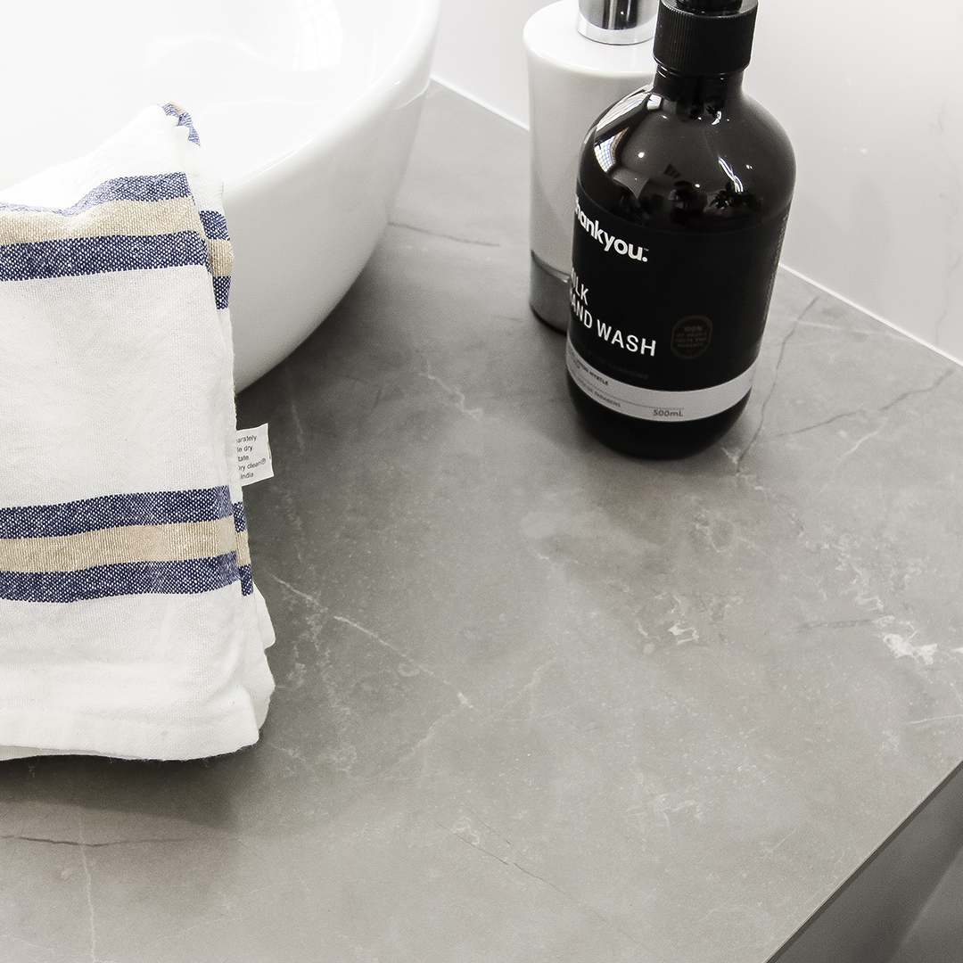 Royale Grey Matt Bathroom - Vedastone